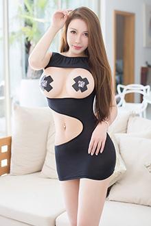 漂亮模特尤妮丝丰乳美臀