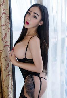 巨乳纹身美女情趣内衣大尺度写真