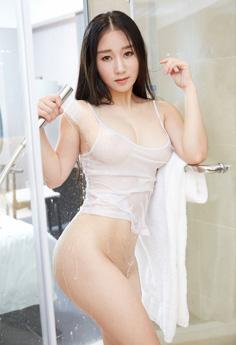 性感乳娘E奶浴室湿身大尺度写真