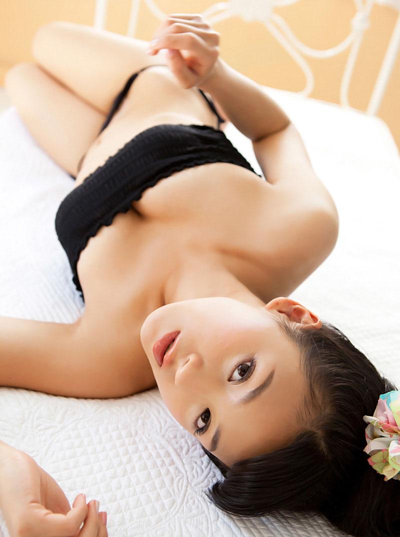 美女美裸体大眼正妹立花阳香甜美动人