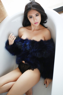 中国大胆绝美人体于大小