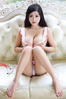 中日混血美女林美惠子化